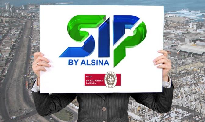 Alsina actualiza el certificado ISO 9001:2008 añadiendo su gama de Servicios de Ingeniería