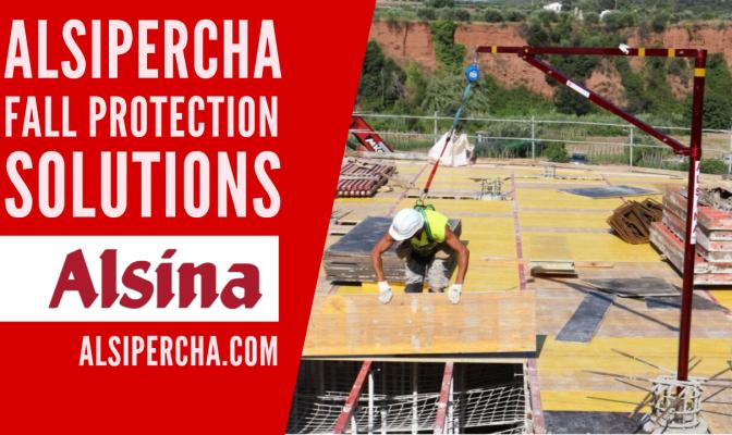Alsipercha ofrece 8 soluciones de seguridad