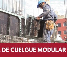 Alsina lanza un vídeo del sistema de viga modular de cuelgue (VCM)