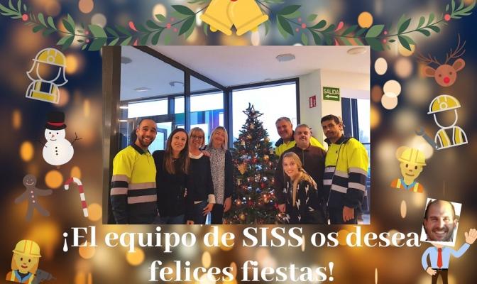 ¡Todo el equipo de SIP Alsina os desea unas felices fiestas!