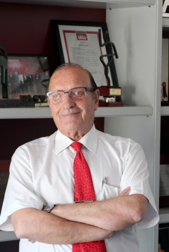 Fallecimiento de D. Jaume Alsina Oliva, Presidente de Honor del grupo Alsina.